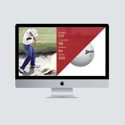 Digital and Multimedia for Srixon | Cleveland Golf