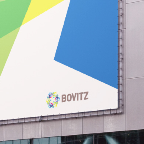 Brand Strategy and Design for Bovitz