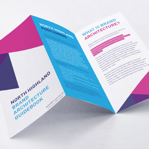 Brand Strategy and Design for North Highland