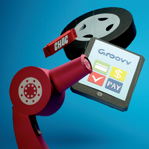 Brand Strategy and Design for Groovv