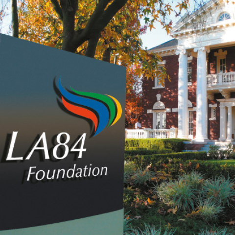 Brand Strategy and Design for LA84