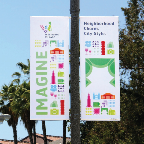 Brand Strategy and Design for Westwood Village