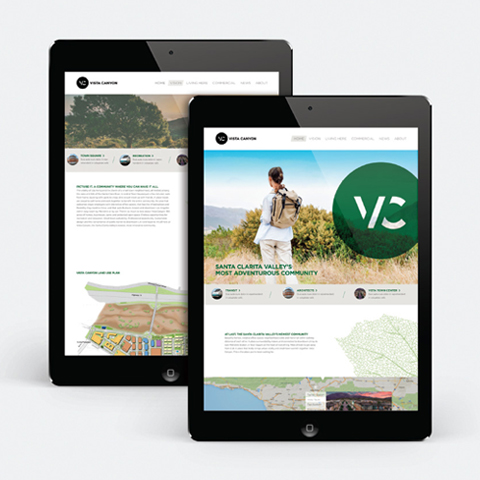 Brand Strategy and Design for Vista Canyon