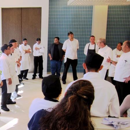 Employee and Customer Experience for Wolfgang Puck