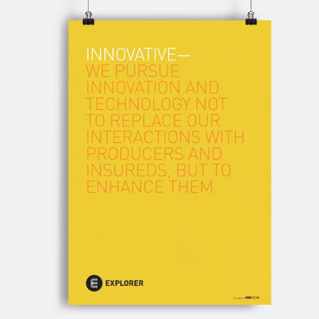 Employee and Customer Experience for Explorer