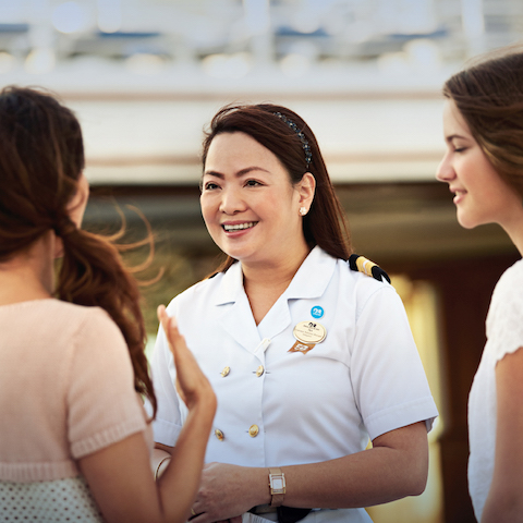 Employee and Customer Experience for Princess Cruises