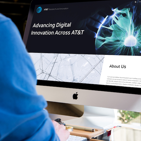 Digital and Multimedia  for AT&T