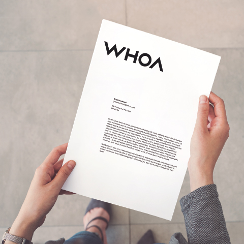Brand Strategy and Design for WHOA