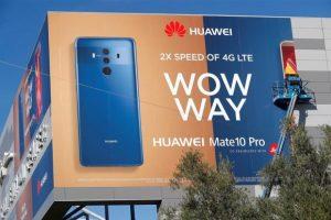 Huawei European Ad