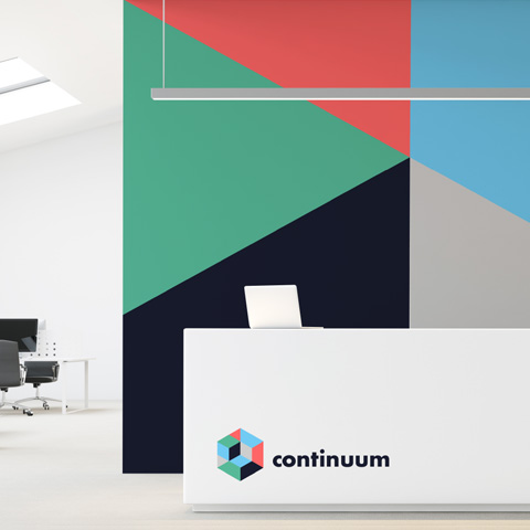 Brand Strategy and Design for Continuum